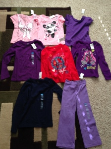 Childrens Place Spring Sale