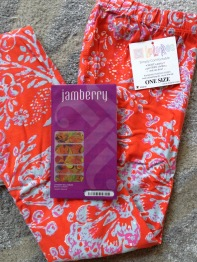Jamberry and Lula Roe Giveaway